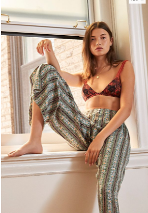 Free People Take your Tie Off Pant