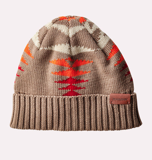 Pendleton Tucson Knit Cap - Khaki or Black