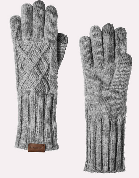 Pendleton Cable Gloves - 3 Colors