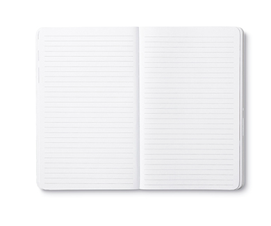 Write Now Notebook - 4 designs