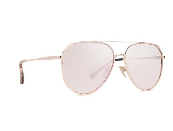 DIFF - Dash Aviator Sunglasses