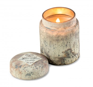 Mountain Fire Glass Candles - 5 Scents