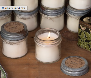 Curiosity Jar Candle - 2 Scents