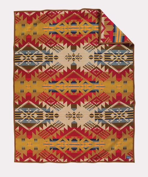 Pendleton Unnapped Jacquard Throw