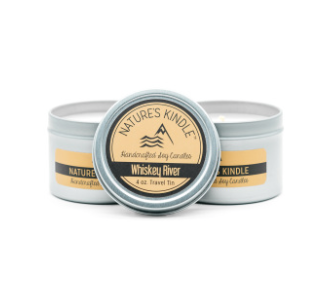 Nature's Kindle 4 Oz Travel Tin - 4 Scents