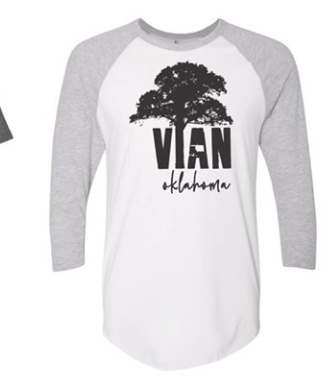 Vian 2019 3/4 Sleeve Adult Reunion T