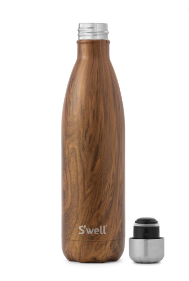 Swell Bottle in Teakwood - 25 oz