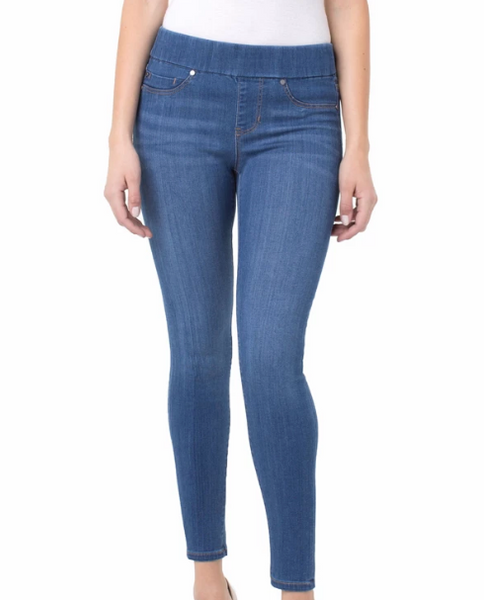 Sienna Pull-On Ankle Jean