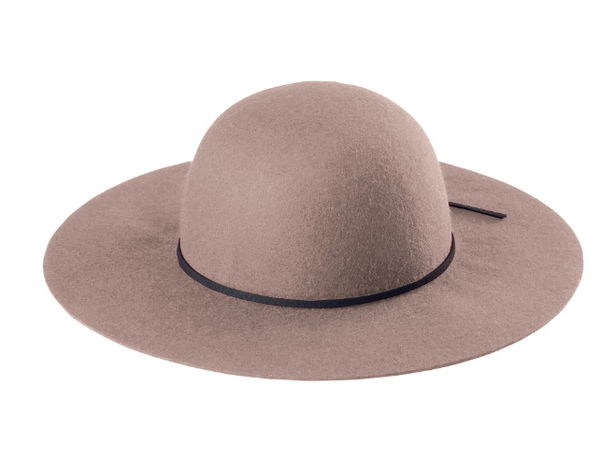 Women's Floppy Hat - Camel