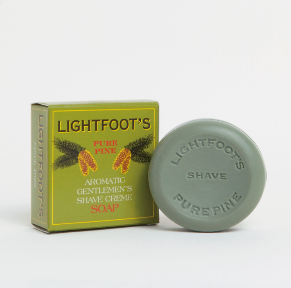 Lightfoot Shave Soap