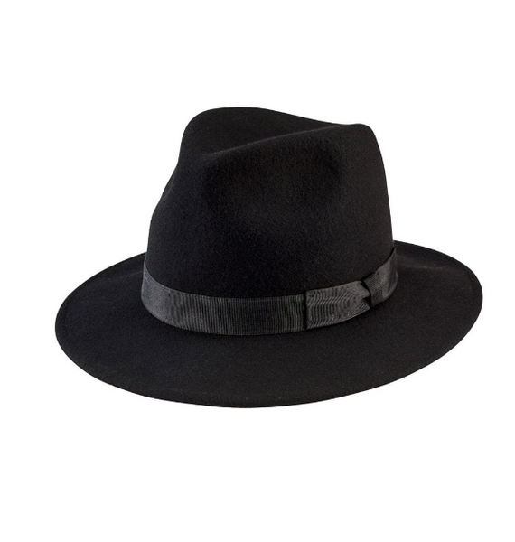 Women's Fedora With Bow