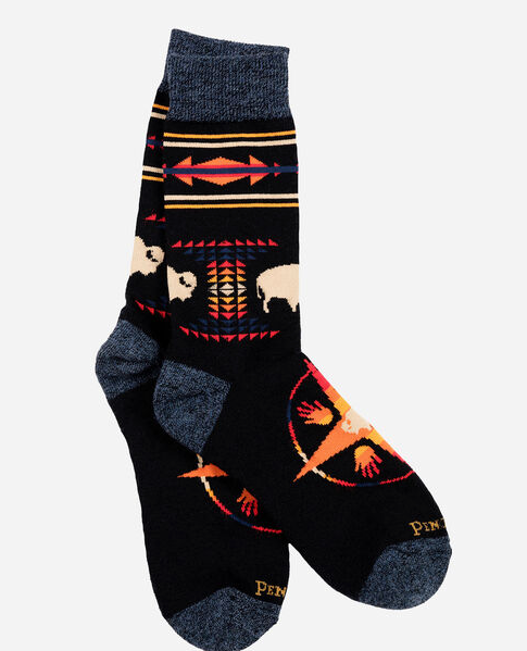 Pendleton Big Medicine Camp Socks