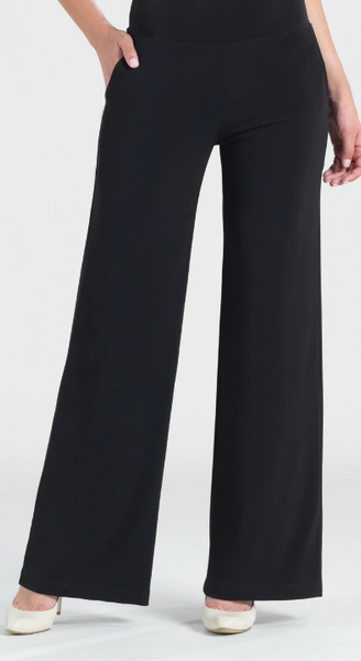 Wide Leg Pocket Pant