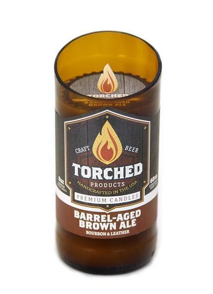 Torched Beer Candle - 5 Scents