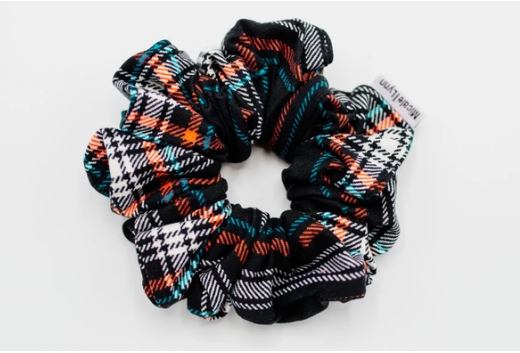 Micale Lynn Holiday Scrunchies