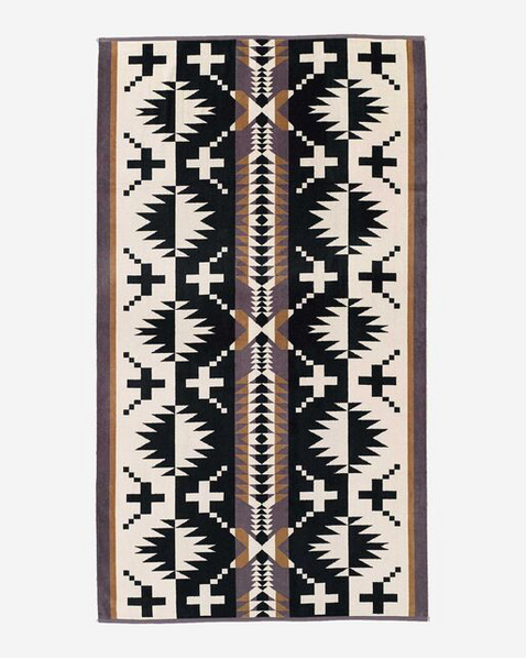 Pendleton Oversized Jacquard Towels