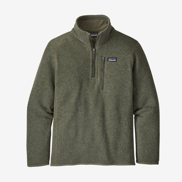 Boys' Better Sweater® 1/4-Zip Fleece