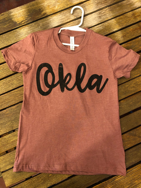 Rose kids Okla Tee