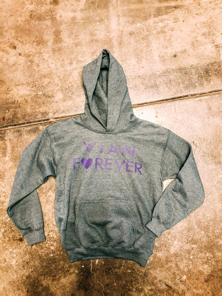 Youth Vian Forever Hoodie