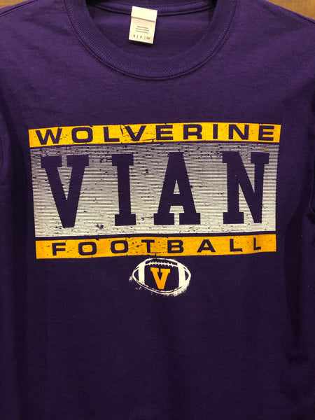 Wolverine Football Sweatshirt