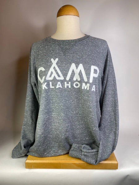 Camp Oklahoma Sweatshirt