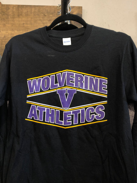 Wolverine Athletics Long sleeve