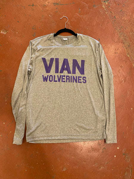Vian Wolverines Dri-Fit