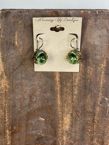 Bora Jewel Dangle Earring