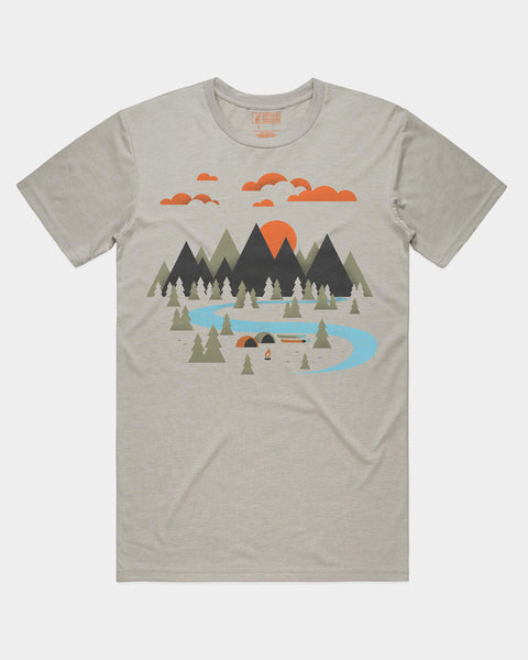 Valley Camp Tee