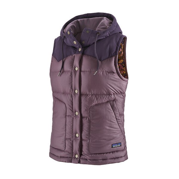 Women's Bivy Hooded Down Vest