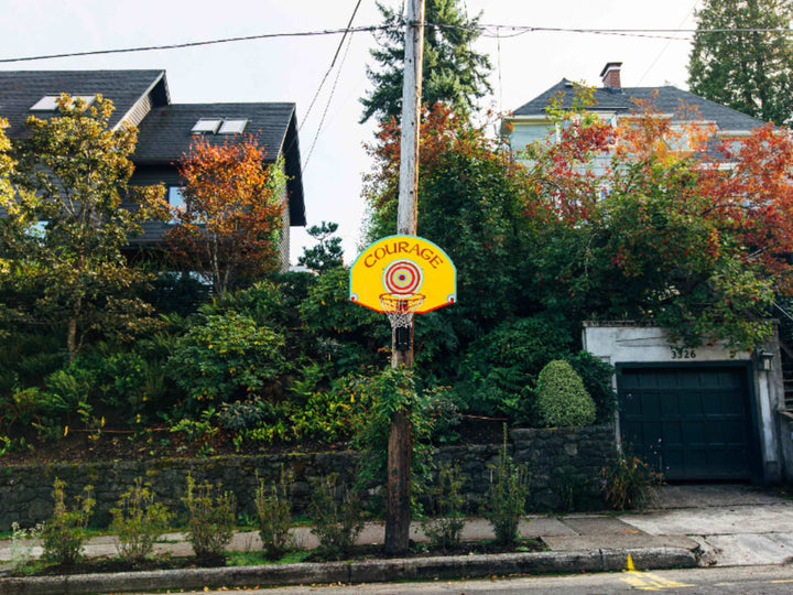 Hunting for Hoops in Portland, Oregon