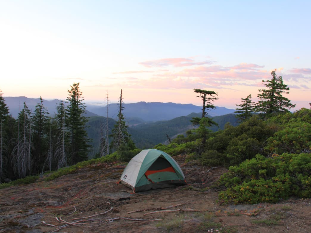 Exploring the Wilderness Areas of Oregon's Coastal Mountains