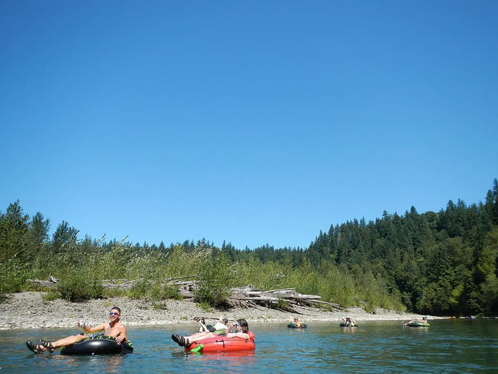 Great Places to Float Near Portland Before Summer's Out