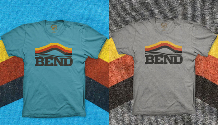 Bend Oregon T-Shirt, Bend Tee
