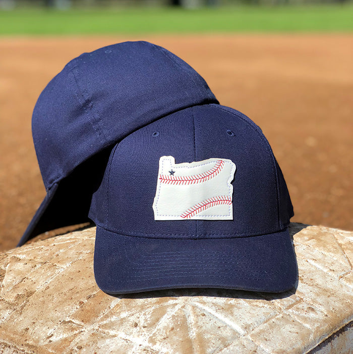 Portland Baseball Hat by Grafletics