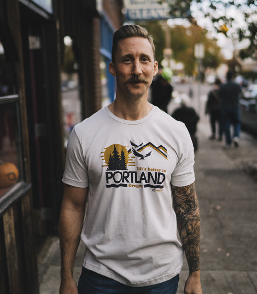 Life's Better in Portland Tee