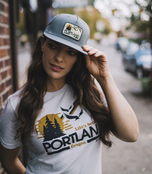 Life's Better in Portland Hat