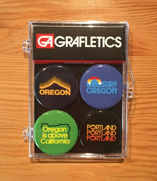 Grafletics Magnet Pack