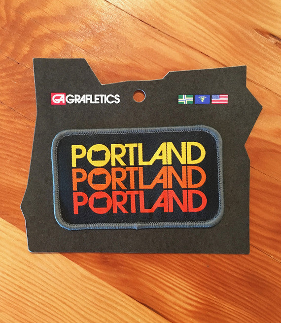 Portland Triple Patch
