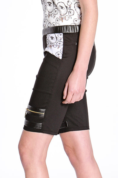 Dream Girl Tailored Low-Rise Shorts