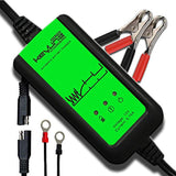 12V Mini Pro .75Amp Smart Automatic Battery Charger