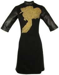 The Zardozi Bird Dress
