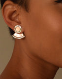 The Kutcheri Abhogi Ear Jacket