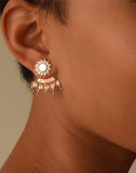 The Kutcheri Hindolam Ear Jacket