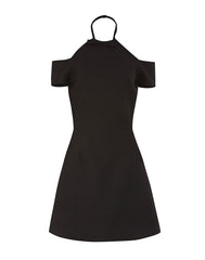 The Halter Arm Band Dress