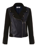 The Leather & Wool Biker