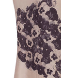 The Flower Cutter Print Top