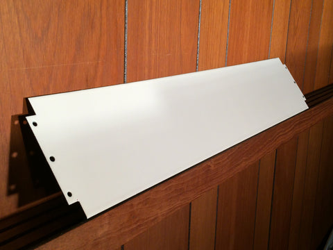 527 Replacement Baseboard Heating Panel - The Radiant Heater Store