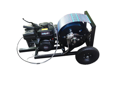 9 hp Pro Model Winch