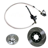 Hydraulic disc brake kit